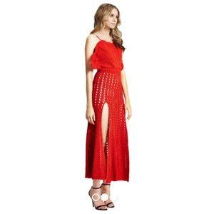 Alice McCall Room on Fire Dress